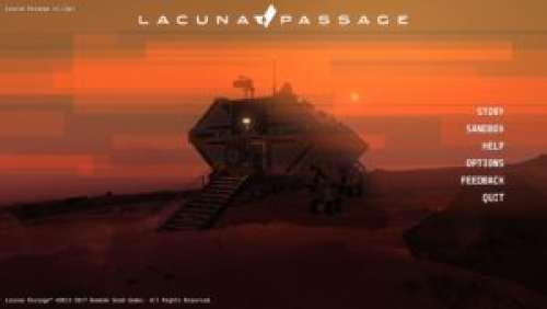 Lacuna Passage – Explorez l'immensité de la Planète Rouge