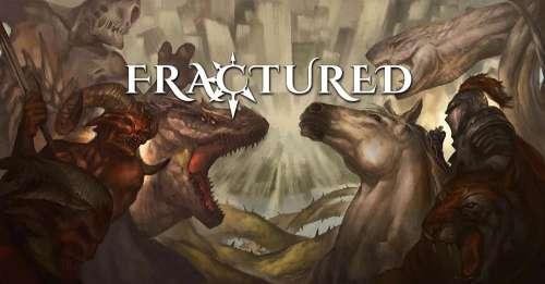 Fractured – Distribution de clés (alpha d'automne)