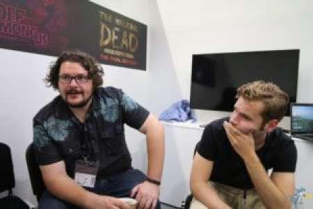Gamescom 2017 – Telltale Games – Interview de Job Stauffer et Anthony Ingruber