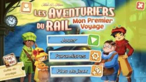 Les Aventuriers du rail : mon premier Voyage – Le jeu de plateau adapté aux enfants connectés