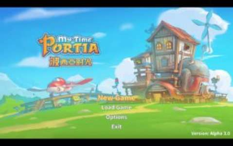My Time at Portia – De l'artisanat tout mignon