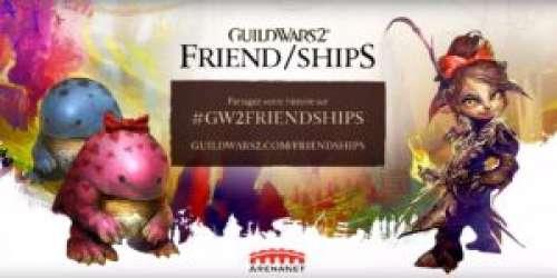 Guild Wars 2 – Le MMO célèbre l'amour avec Friend/Ships