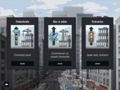 Projet Highrise – Des immeubles de l'extrême