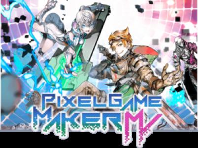 Pixel Game Maker MV – Créez votre jeu sans coder