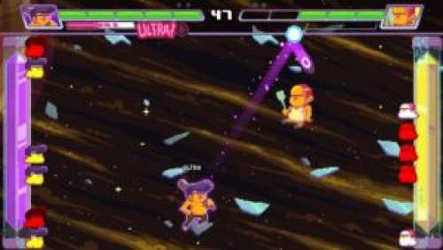 Ultra Space Battle Brawl – Quand Pong rencontre Street Fighter