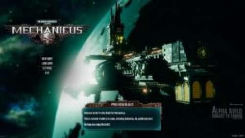 Warhammer 40K : Mechanicus – L'éveil des Nécrons