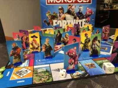 Monopoly Fortnite – Au revoir les billets verts !
