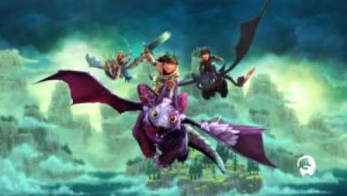 Dragons : L'Aube des Nouveaux Cavaliers – Sauvons les dragons