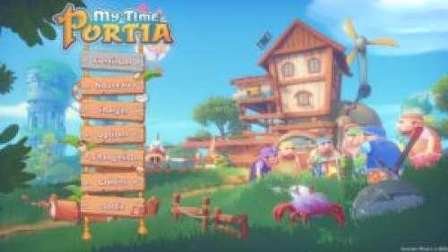 My Time at Portia – Retour au pays