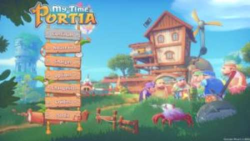 My Time at Portia – Retour au pays