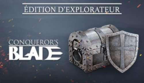 Conqueror's Blade – Concours : packs de l'explorateur