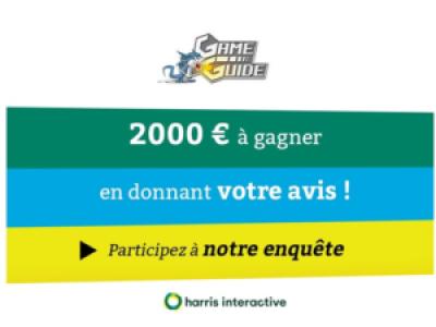 Étude NetObserver – Donnez votre avis et gagnez 2000€