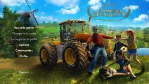 Farmer's Dynasty – Un ingénieur aux champs