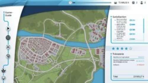 Bus Simulator 18 – Aperçu du DLC «official map extension»