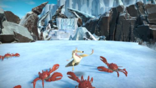 Gamescom 2019 – The Ice Age, Scrat's Nutty Adventure