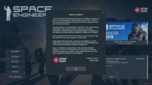Space Engineers – L'espace comme seule limite