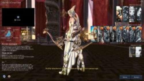 Blade & Soul – Archer mystique