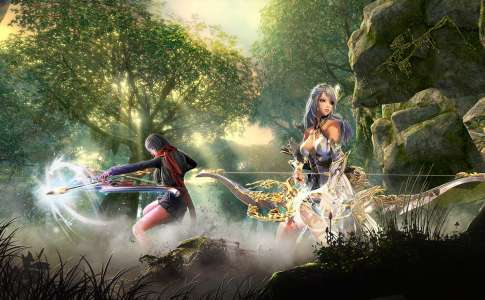 Gamescom 2019 – Blade & Soul: Storm of Arrows