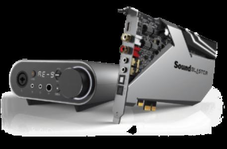 Creative – Carte-son Sound Blaster AE-9