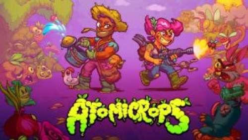 Atomicrops – Cultiver des légumes en monde hostile
