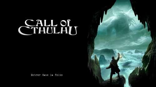 Call of Cthulhu — « Lä, Iä, Cthulhu fhtagn »