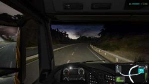 Truck Driver – Camionneur sur canapé