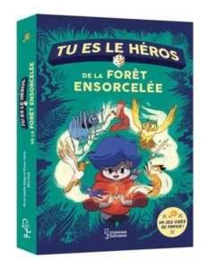 Larousse Jeunesse – Tu es le héros de la forêt ensorcelée
