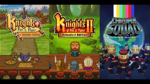 Old School RPG Bundle – 3 jeux pour retomber en enfance