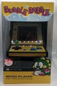 My Arcade – Micro Player : Bubble Bobble