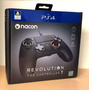 NACON – Manette Pro Controller 3