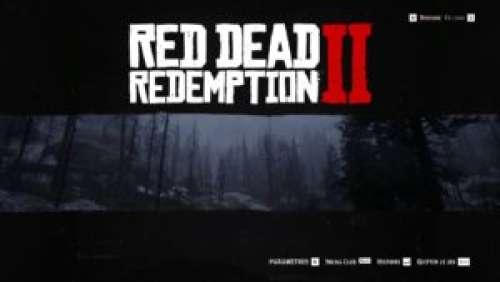 Red Dead Redemption 2 – Arthur riposte sur PC