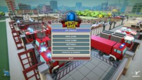 Rescue HQ – The Tycoon – À tester d'urgence