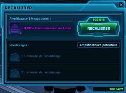 SWTOR 6.0 – Amplificateurs