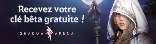 Shadow Arena – Distribution de clés