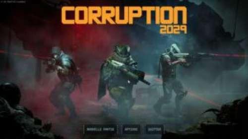 Corruption 2029 – Par les créateurs de Mutant Year Zero