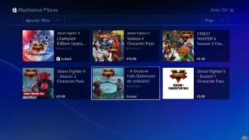 Street Fighter V Champions Edition – Jeu en Kit Edition