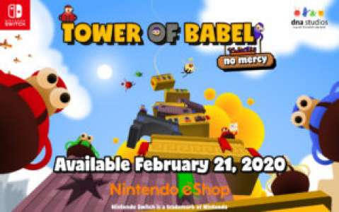 Tower of Babel – Concours : 3x clés Nintendo Switch