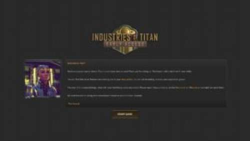 Industries of Titan – Quand titanesque rime avec promesse