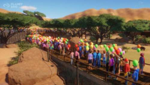 Planet Zoo – Easter Eggs
