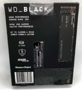Western Digital – WD_Black SN750