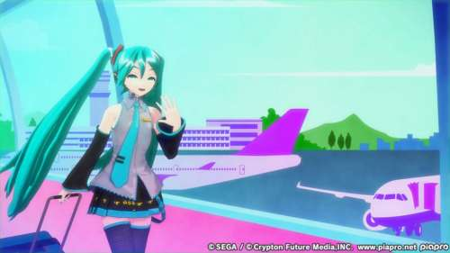 Hatsune Miku : Project DIVA Mega Mix – Un menu maxi best-of acidulé