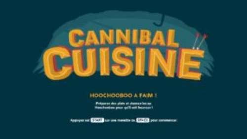 Cannibal Cuisine – Entrecôte de touristes