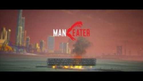 ManEater – Sauvez un requin, mangez un humain ! Âme sensible s'abstenir.