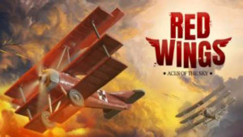 Red Wings Aces of the Sky – Combattre dans les cieux