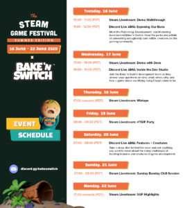 Festival des jeux Steam (édition d'été) – Des démos à tester