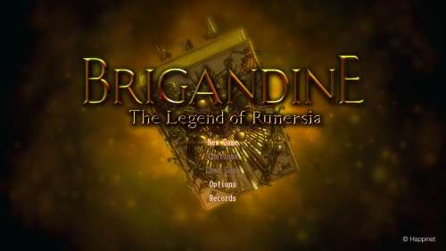 Brigandine: The Legend of Runersia – Un titre d'antan