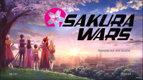 Sakura Wars – Le retour de la brigade des fleurs