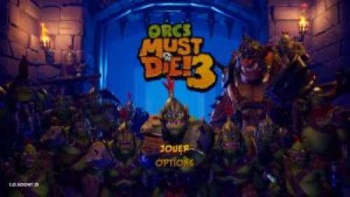 Orcs Must Die! 3 – Un nouveau front s'ouvre sur Stadia