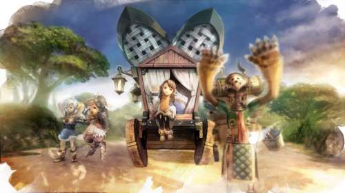 Final Fantasy Crystal Chronicles Remastered – La vie en caravane…