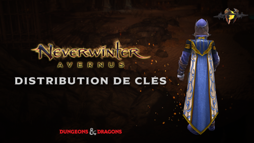 Neverwinter – Distribution console